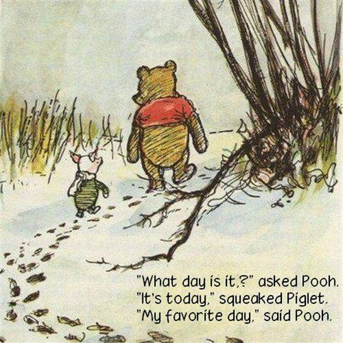 Pooh-Favorite-Day
